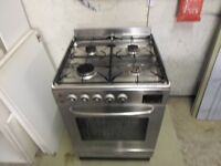 gas cooker oven - very clean