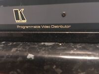 Kramer VM 1010 Programme Video Distributor