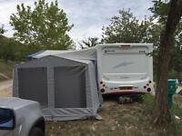 Caravan elddis avante 556 2007 6 berth with awning & extras