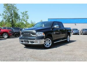 2017 Ram 1500 Longhorn*Sunroof*NAV*Bed Cover*STUNNING