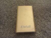 Eleful 10000 external battery