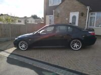 BMW E60 530d M Sport only 127k with service history.