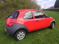 EXCELLENT CHEAP 2008 1.3 FORD KA MANUAL- FULL SERVICE HISTORY/MOT- 1 LADY OWNER- LOOKS/DRIVES SUPERB