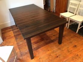 Stornäs Dining Table, Extendable, Large