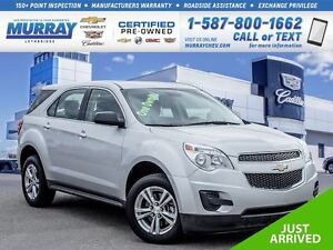 2013 Chevrolet Equinox **One Owner!  Well Maintained!**