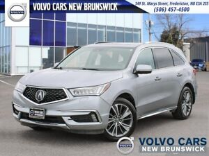 2017 Acura MDX Elite Package AWD | HEATED/COOLED LEATHER | NA...