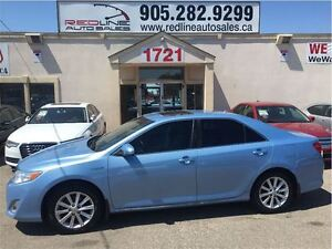 2012 Toyota CAMRY HYBRID XLE, Leather, Sunroof, NAVI, WE APPROVE