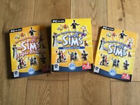 The Sims The complete collection.