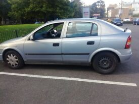 Vauxhall astra, 1.6, automatic gear