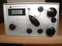 Digital Pneumatic Calibrator