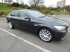 LOW MILAGE BMW 530D GT FOR SALE
