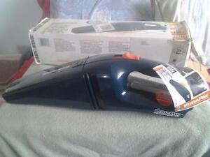 Brand New 7.2V Cordless Hand Vac