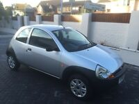 FORD KA 1.3L 2004**31k REC MILES** 1 2 MONTH MOT FSH ALL STAMPS EXCELLENT CONDITION C/LOCK £ 795