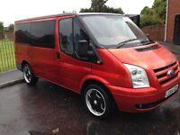 Ford transit 9 seater 110000 miles