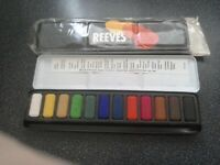 Reeves Watercolours