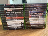 Job Lot of 285 video games for PS2 PS3 Xbox Xbox one Xbox 360