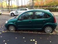 2005 1.4 SEMI AUTO DIESEL CITROEN C3--£1190
