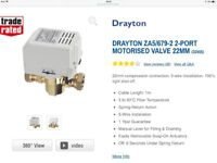 Drayton 2 port valve brand new