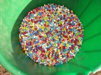 Coloured Fish Tank Gravel