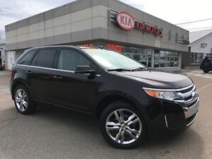 2013 Ford Edge SEL LOADED!! Leather, Power/Heated Seats, NAVI, S