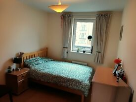 Large&bright room in 2-bedroom flat