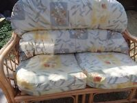 Free cane sofa