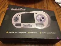 Hyperkin SupaBoy v2 SNES / SFC retro handheld