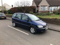 Vauxhall zafira 2.0 diesel elegance