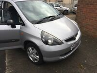 Honda Jazz 2004 1.4, Recently Serviced, 1 Year Mot, Hpi Clear. 1 Previous Lady Owner, Only £1250 ONO