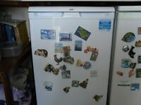beco under counter freezer frost free. as new.