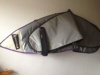 Surfboard international travel bags also wetsuit 3/2mm