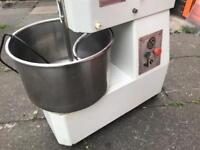 Pizza dough mixer machine commercial catering kitchen equipment restaurant pizza shop bakery
