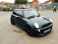 Mini One 1.6 Areo Kit JCW BMW Cooper S Looks