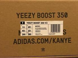 Yeezy Boost 350 V2 Blue Tint