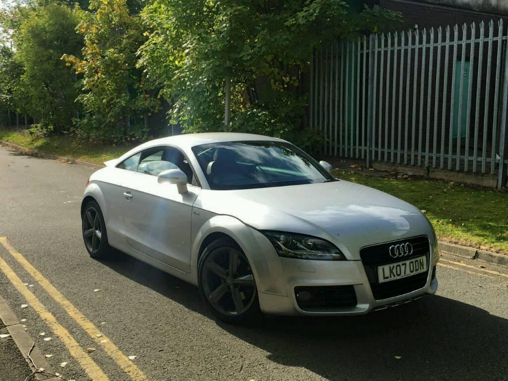Audi tt 2.0t semi-auto tfsi