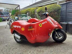 Nippi Motor Trike