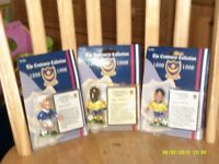PORTSMOUTH FOOTBALL CLUB. CENTENARY COLLECTION FIGURES
