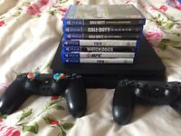 PlayStation 4 (slim) £200 if gone today