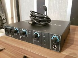 FOCUSRITE SAFFIRE PRO 14 , HEADPHONE PORT BROKEN