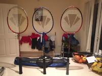 Badminton rackets Carlton 3