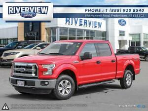 2015 Ford F-150 XLTFREE EXTENDED WARRANTY!!! 1.9%!!!!