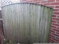 Fence Panels 5ft x 6ft