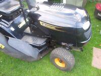 Mc Culloch Ride Onn Lawnmower