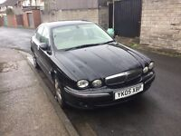 Jaguar x- type 6 months mot spares repairs garage tells me fuel pump needs replacing