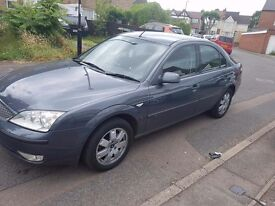 Ford mondeo 2l tdci
