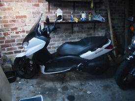 2013 Yamaha X Max 250, in excellent and unmarked condition