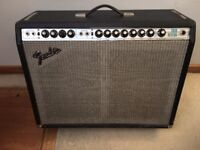 1976 Fender Twin Reverb 100 watt