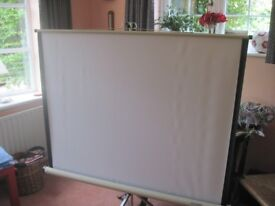 "PHOTAX PROJECTION SCREEN 50"" X 50"""