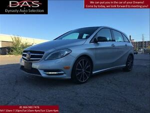 2013 Mercedes-Benz B-Class Sports Tourer NAVIGATION/PANORAMIC RO
