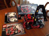Lego Technic 8436 Pneumatic Truck